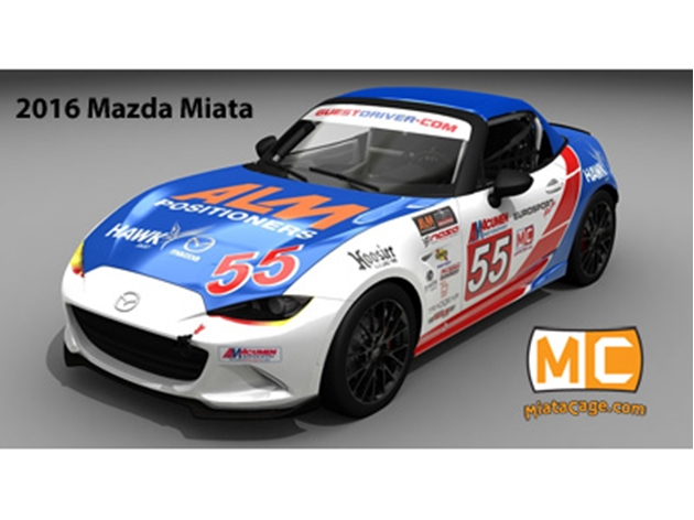 Picture for category 2016+ Miata Cage Kits