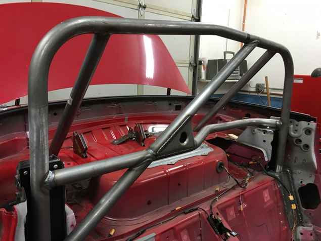 Picture of Roll Cage Kit Upgrade to Package Shelf Version (90-05)