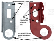 Picture of MC Tow Hooks 1990-1997