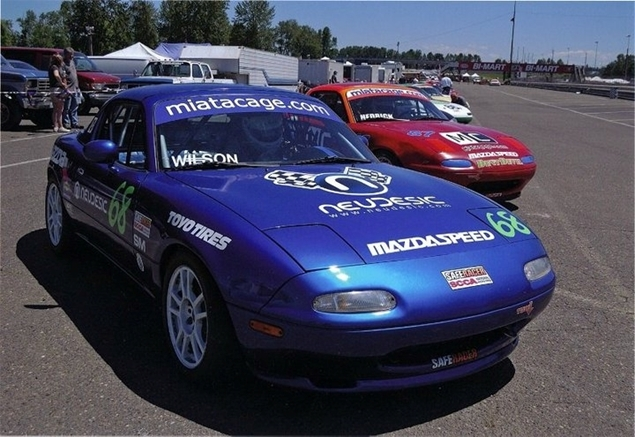 Picture of 1991 Spec Miata