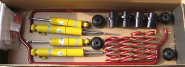 Picture of SpecMiata Suspension Kit - Bilstein Shocks