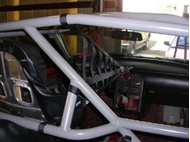 Picture of Center Window Net - Safety Solutions