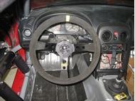 Picture of Steering Wheel Adaptor - Lightweight