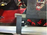 Picture of Window Net Installation - Complete Mounting Kit (NO NET)