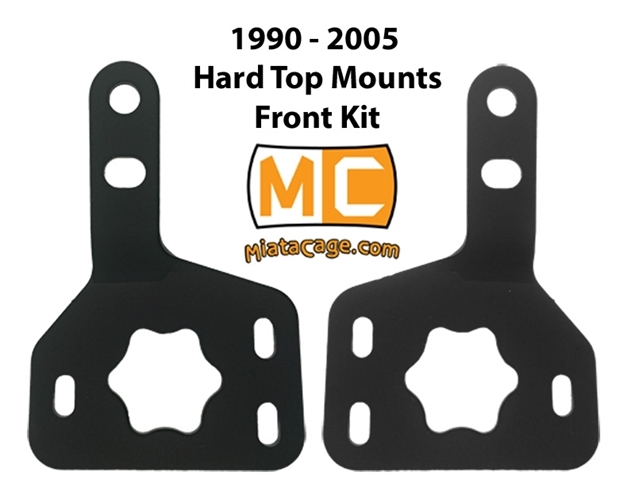 Picture of Hard Top Mounts - Front Set