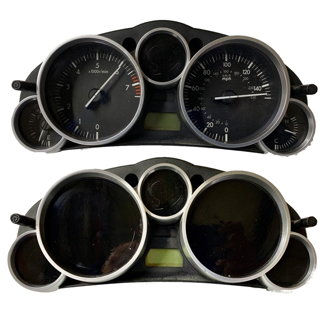 Picture of Gauge Blackout Stickers - NC
