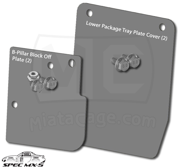 Picture of NC Block off Plate Kit