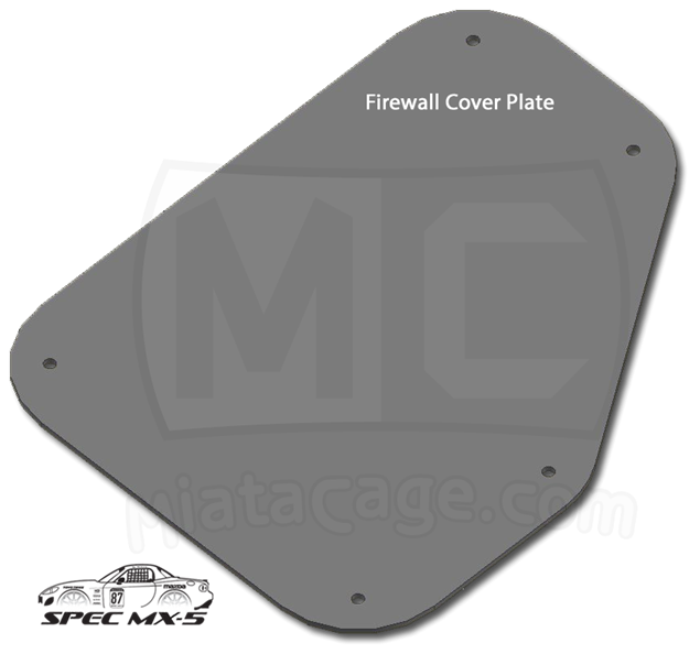 Picture of NC Firewall Block Off Plate