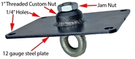 Picture of Seat Belt Anchor Plate